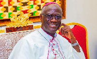 Most Reverend John Bonaventure Kwofie
