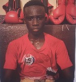 Ghana's Olympic Games rep, Samuel Takyi