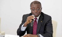 Charles Owusu Boamah is the new Senior Vice President of the AfDB