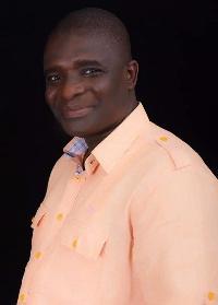 Former National Nasara Coordinator of NPP, Kamal-Deen Abdullah