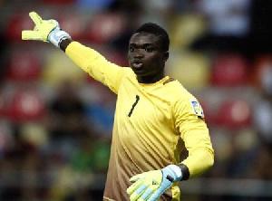 Kotoko goalkeeper Eric Ofori Antwi