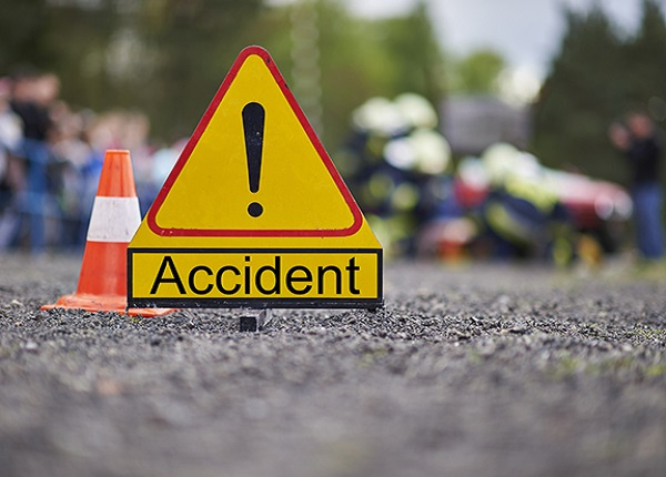 Gory accident leads to death of motor rider on Ofankor-Pokuase road
