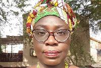 Former GTDC Deputy CEO, Akua Djanie Blakofe