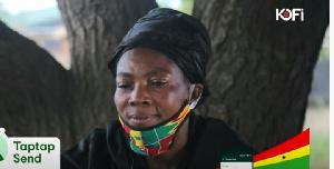 Mother of late Benjamin Okyere