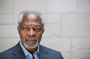 Kofi Annan Gh