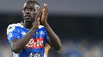 Napoli centre back  Kalidou Koulibaly