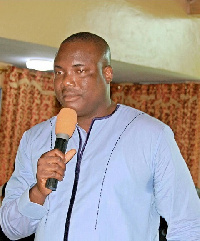 Felix Mensah Nii Anang-La, Metropolitan Chief Executive for Tema