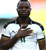 Wakaso was one of Ghana's top performers at the AFCON