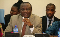 Chairman of the Appointments Committee of Parliament, Joe Osei Owusu