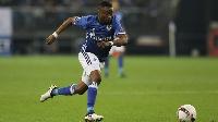 Bernard Tekpetey has not played enough games for the German club