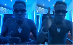 Anybody who talks negatively about me will get an accident - Shatta Wale