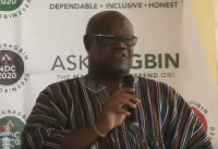 Fritz Baffour, former Member of Parliament (MP) for Ablekuma South