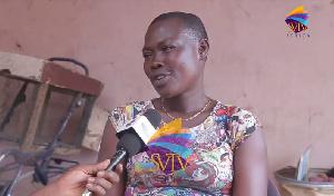 Akosua Agyapomaa stayed in Libya between 2009 and 2010
