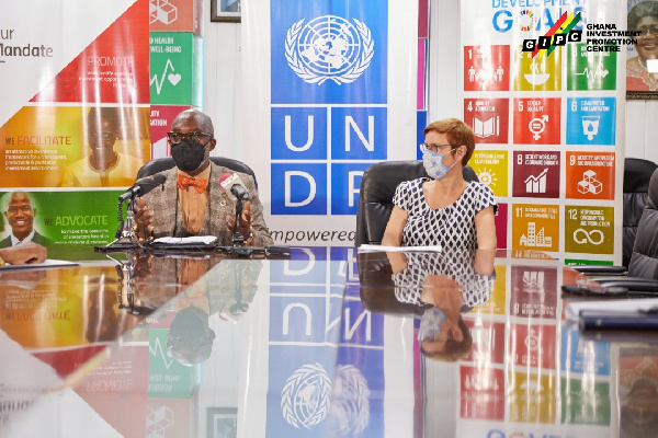 SDG Investment Platform for Ghana launched