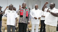 The opposition NDC is lacing its boots to contest and defeat the NPP in 2020