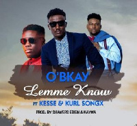 O'BKAY starts the new year with Lemme Know