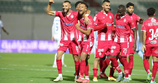 Wydad fans write to club's board to allow supporters to the stadium for Hearts clash