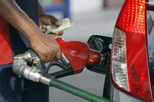 Pump Fuel Into Car