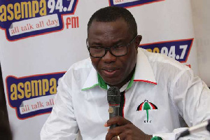 Samuel  Ofosu Ampofo New