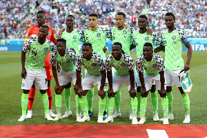 The Super Eagles are the first team to qualify from group stages