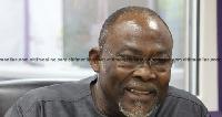 Dr. Ekwow Spio-Garbrah, Presidential hopeful