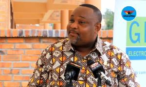 Executive Director of GREDA, Samuel Amegayibor