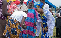 Samira Bawumia in a facebook post extolled the importance of women in the society