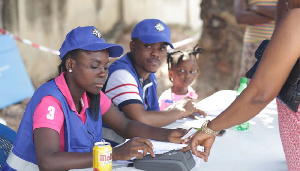 Voter registration exercise underway
