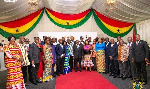 Let's work together to realize the hopes of Ghanaians - Akufo-Addo to appointees