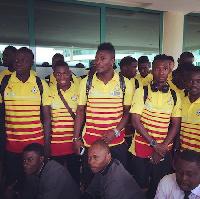 Team Black Stars