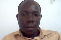 Director of Research and Elections of the NPP, Mr Evans Nimako