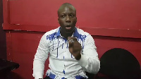 leader of Heaven's Gate Ministries, Nicholas Osei aka Prophet Kumchacha