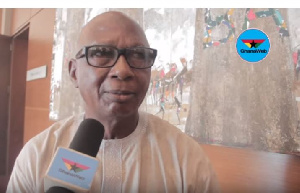 Asante Kotoko legend, Ibrahim Sunday