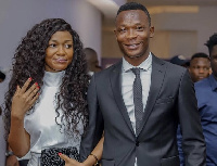 John Paintsil and the lady