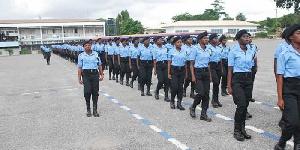 Community Police Recruits