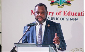 Dr Matthew Opoku Prempeh, Minister of Education