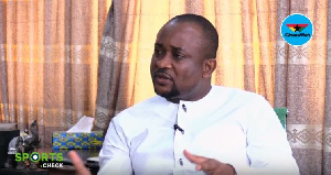 Deputy Information Minister, Pius Enam-Hadzide