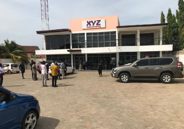 Radio XYZ was one of the affected radio stations whose license was revoked by the NCA