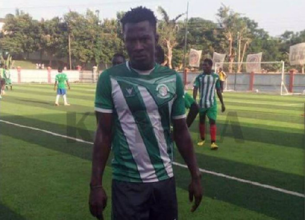 Hasaacas re-sign defender Theophilus Awortwe
