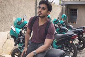 Fahim Saleh is the founder of Gokada, one of Nigeria's ride-hailing motorcycle services