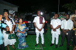 Yaw Sarpong, others at the launch