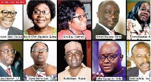 Ambassadors List