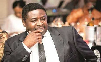 Former CPP Presidential Candidate, Dr Abu Sakara Foster