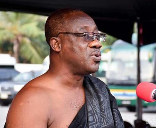 Mr. Kofi Nti,Tax Policy Advisor