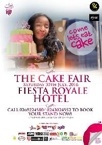 2016 Cake Fair