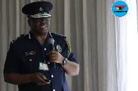 Deputy Inspector General of Police, COP James Oppong Boanu