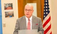 Robert P. Jackson, U.S. Ambassador