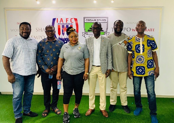 Club Licensing Board inspect Inter Allies secretariat