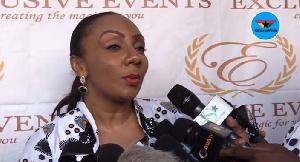 CEO of of Miss Ghana Organisation, Inna Mariam Patty