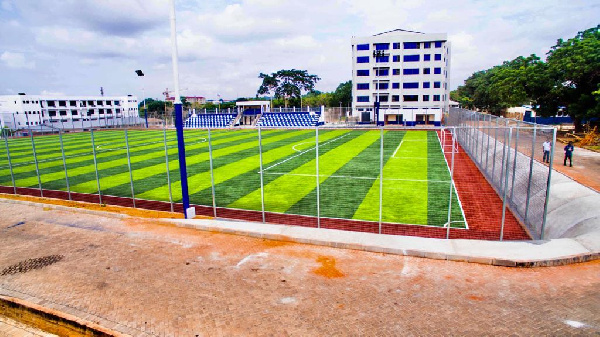 Do not discriminate in astro turf distribution – Minority leader cautions Mustapha Ussif